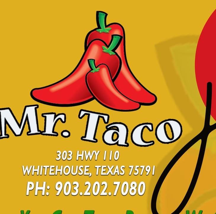 Mr. Taco Jr. - Whitehouse